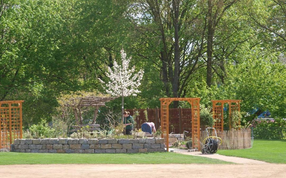 Vorteile der Herbstpflanzung